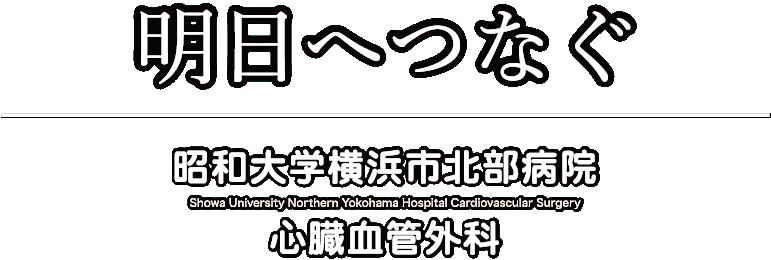 昭和大学横浜市北部病院 心臓血管外科